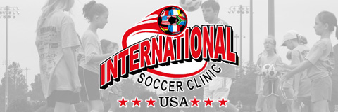 International Soccer Clinics USA mobile